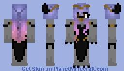 WereWolf Queen Version?? Minecraft Skin