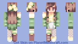 Piece By Piece~ [CE] Minecraft Skin