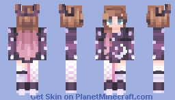 Partners in Crime Minecraft Skin