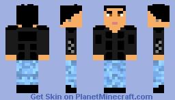 Ryan Jaunzemis Minecraft Skin