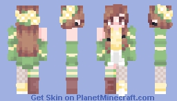 Green,Green,Green Paelen's Skin Contest Minecraft Skin