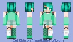 ~«Fridæ - Sea Foam ~ Minecraft Skin
