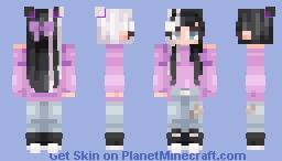 OC Remake Minecraft Skin