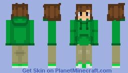 += Edd - EddsWorld =+ Minecraft Skin
