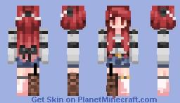 𝓒𝓸𝓶𝓯𝓸𝓻𝓽𝓲𝓷𝓰 Minecraft Skin