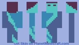 Re:Verse Minecraft Skin