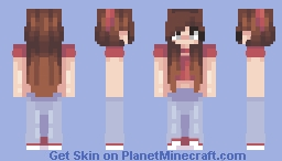 Pixel || This is how to be a heartbreaker Minecraft Skin