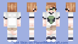 OC - I Want to Believe Minecraft Skin