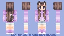 FS - Lavender Minecraft Skin