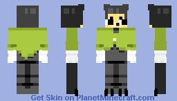 somebody toucha my fkin spaghet Minecraft Skin