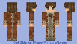 Noble Suit Minecraft Skin