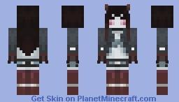 єхít thís єαrth's αtσmσsphєrє | ST Minecraft Skin