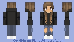 The Selfish One~MoOnIeS Minecraft Skin