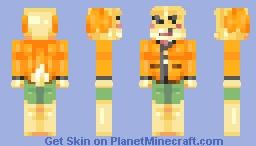♥мαηgℓє∂♥ Isabelle Minecraft Skin
