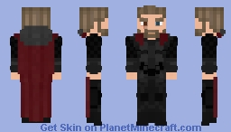 Avengers Infinity War - Thor [Capeless version in the description] Minecraft Skin
