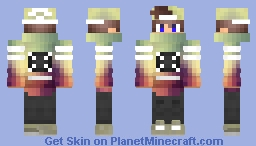 ☢My New Personal skin☢ Minecraft Skin