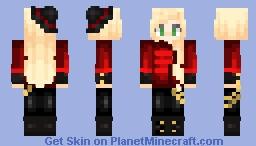 """🐎 Μεℜιδα 🏹 - OC - Natasha """"Pure Imagination"""" Minecraft Skin"""