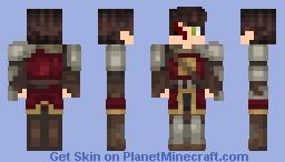 Baron Gunter Minecraft Skin