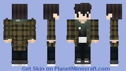 Zaihn 2017 Minecraft Skin