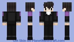 Zaihn 2017 Guard (story mode) Minecraft Skin