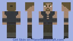 Nameless [Gothic] Minecraft Skin