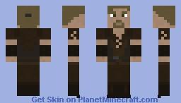 Nameless [Gothic 2] Minecraft Skin