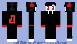 Bendy oc Minecraft Skin