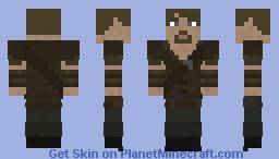 Nameless [Gothic 3] Minecraft Skin