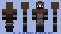 Halt! Thief! Minecraft Skin