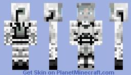 kovates in space Minecraft Skin