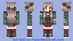 heart breaker Minecraft Skin