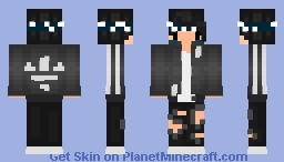 ⚡ GW - Chibi Boy  ⚡ Minecraft Skin