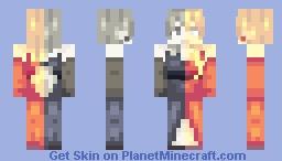 mon amour, mon ami Minecraft Skin