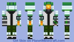 artudito ben 10 Minecraft Skin