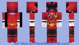 artudito power ranger Minecraft Skin
