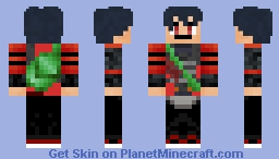 Simon Minecraft Skin