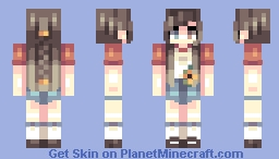 blood money // Minecraft Skin