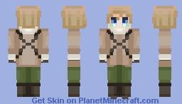 Canada | Hetalia Minecraft Skin