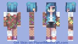 daydream Minecraft Skin