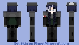 Rainbow six - Dokkaebi  (request) Minecraft Skin