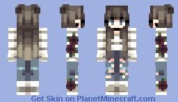 Flowers Minecraft Skin