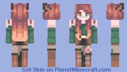 ★αlєх★ fran Minecraft Skin