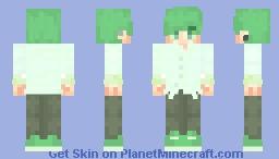 🍏 ~ a green apple ~ 🍏 Minecraft