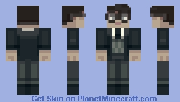 Harry Potter [For TsukiaKari's Contest] Minecraft Skin