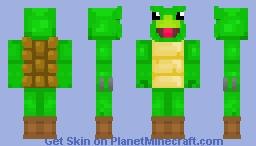 Hd Turtle Minecraft Skin