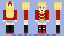 Heather Chandler - Request Minecraft Skin