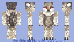 ~✿~𝕾𝖙𝕷𝖊𝖊 ~✿~ Lupus || Skin Request Minecraft Skin
