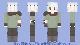 Naruto Bandit Minecraft Skin
