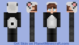 Panda | ~*+heyo_lemon~*+ Minecraft Skin