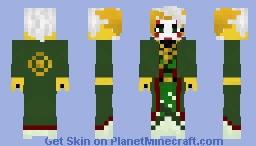 |¦Sons of Garmadon¦| Harumi Minecraft Skin